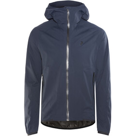 Peak Performance Pac Jas Heren blauw